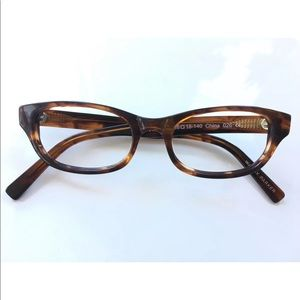 Warby Parker Finn Eyeglasses tortoise glasses